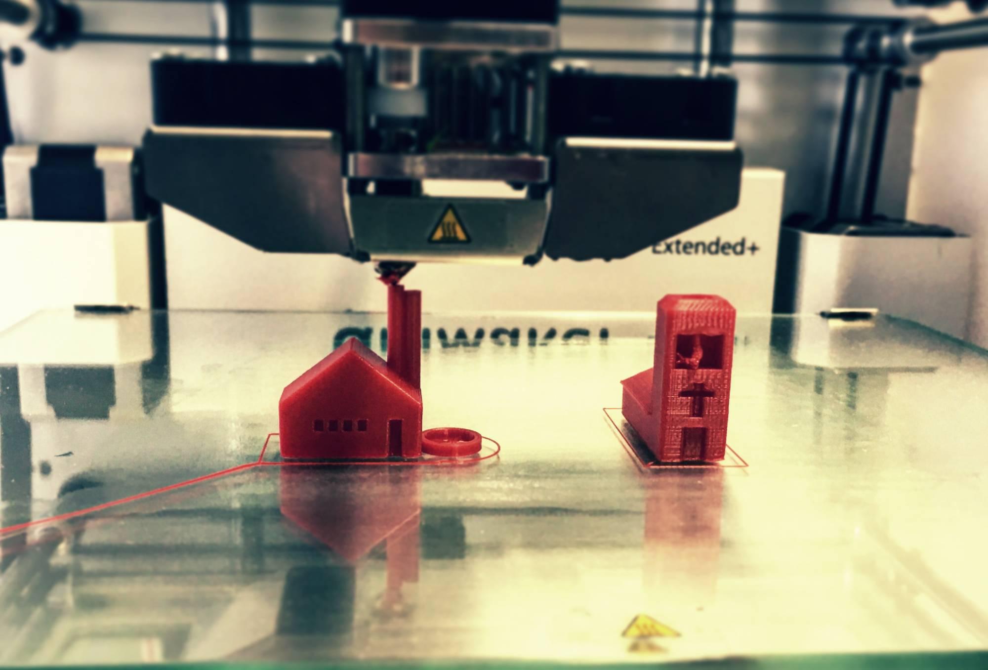 stampa 3d printing